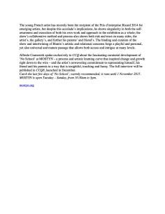 Camille Blatrix_No School review-3
