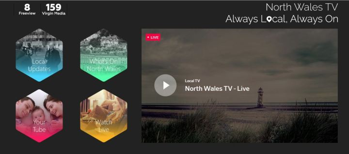 wales tv