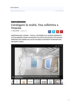 Rassegna Stampa selezionata_IDEAL-TYPES [Chapter 2]_Marignana Arte_Venezia, 2019_The Knack Studio_Page_58