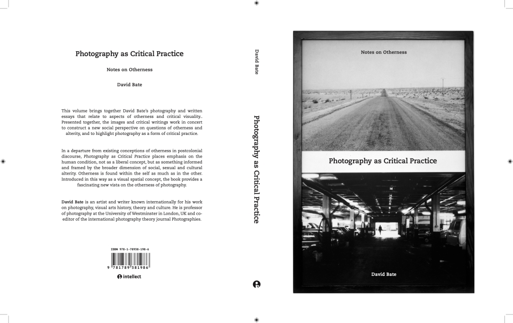 A collection that combines visual works with critical essays around the theme of everyday life to explore the concept of otherness and highlight photography as a form of critical practice. Put together in this way, the book images and text work in dialogue with one another to construct a new perspective on questions of otherness and alterity.